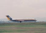 kumagorouさんが、仙台空港で撮影した日本エアシステム DC-9-41の航空フォト(写真)
