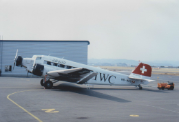 kumagorouさんが、仙台空港で撮影したJUエア Ju 52/3mg4eの航空フォト(飛行機 写真・画像)