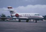 kumagorouさんが、セレター空港で撮影した不明 Falcon 20D-5の航空フォト(飛行機 写真・画像)