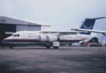 kumagorouさんが、セレター空港で撮影したナショナル・エア・チャーターズ BAe-146-100の航空フォト(写真)