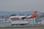 kumagorouさんが、福岡空港で撮影したチェジュ航空 737-86Nの航空フォト(写真)