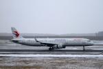 tupolevさんが、新千歳空港で撮影した中国東方航空 A321-231の航空フォト(写真)