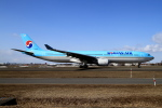 tupolevさんが、新千歳空港で撮影した大韓航空 A330-323Xの航空フォト(写真)