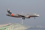 RAOUさんが、関西国際空港で撮影したジェットスター・アジア A320-232の航空フォト(写真)