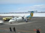 鬼の手さんが、札幌飛行場で撮影したエアーニッポンネットワーク DHC-8-314Q Dash 8の航空フォト(写真)