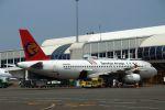 うめやしきさんが、高雄国際空港で撮影したトランスアジア航空 A320-232の航空フォト(飛行機 写真・画像)