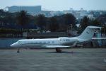 うめやしきさんが、高雄国際空港で撮影した北京首都航空 G-IV-X Gulfstream G450の航空フォト(飛行機 写真・画像)