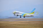 Q400さんが、福島空港で撮影したAIR DO 737-781の航空フォト(写真)