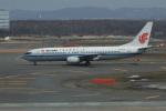 Q400さんが、新千歳空港で撮影した中国国際航空 737-86Nの航空フォト(写真)