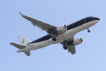 ANA744Foreverさんが、羽田空港で撮影したスターフライヤー A320-214の航空フォト(写真)
