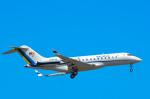 パンダさんが、成田国際空港で撮影したマレーシア空軍 BD-700-1A10 Global Expressの航空フォト(飛行機 写真・画像)