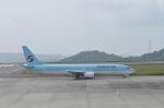 kumagorouさんが、岡山空港で撮影した大韓航空 737-9B5の航空フォト(写真)