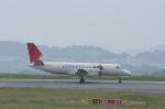 kumagorouさんが、岡山空港で撮影した日本エアコミューター 340Bの航空フォト(写真)