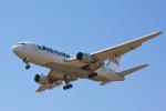 パンダさんが、成田国際空港で撮影したジェット・アジア・エアウェイズ 767-222の航空フォト(写真)