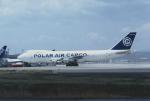 kumagorouさんが、仙台空港で撮影したポーラーエアカーゴ 747-249F/SCDの航空フォト(写真)