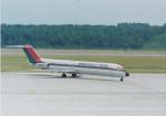 kumagorouさんが、秋田空港で撮影した東亜国内航空 DC-9-41の航空フォト(写真)