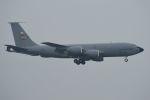 うめやしきさんが、厚木飛行場で撮影したアメリカ空軍 KC-135R/ARR Stratotanker (717-148)の航空フォト(飛行機 写真・画像)