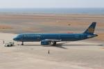 ハピネスさんが、中部国際空港で撮影したベトナム航空 A321-231の航空フォト(飛行機 写真・画像)