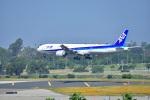 Flying Elvisさんが、ロサンゼルス国際空港で撮影した全日空 777-381/ERの航空フォト(写真)