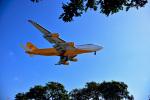 Flying Elvisさんが、ロサンゼルス国際空港で撮影したセンチュリオン・エアカーゴ 747-428F/ER/SCDの航空フォト(写真)