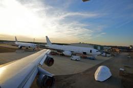 Flying Elvisさんが、テューペロ・リージョナル空港で撮影したエミレーツ航空 777-21Hの航空フォト(飛行機 写真・画像)