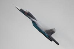 Koenig117さんが、ジュコーフスキー空港で撮影したロシア空軍 Su-34の航空フォト(飛行機 写真・画像)