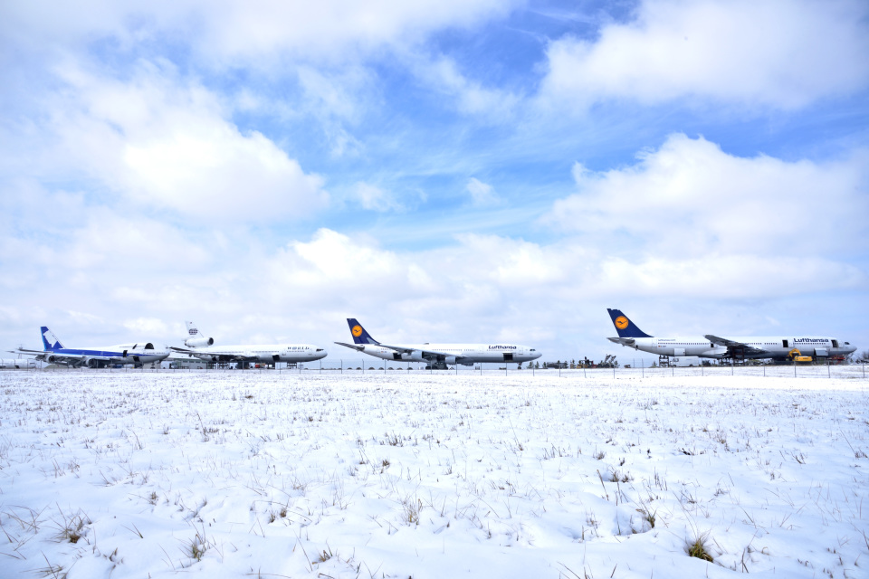 Flying Elvisさんの全日空 Boeing 747-400 (JA8961) 航空フォト