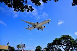 Flying Elvisさんが、ロサンゼルス国際空港で撮影したエティハド航空 777-237/LRの航空フォト(飛行機 写真・画像)