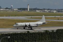 kumagorouさんが、嘉手納飛行場で撮影したアメリカ海軍 P-3C AIPの航空フォト(写真)