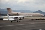 にっしーさんが、高松空港で撮影したロシア個人所有 G500/G550 (G-V)の航空フォト(写真)