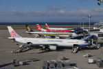 BTYUTAさんが、中部国際空港で撮影したチャイナエアライン A330-302の航空フォト(飛行機 写真・画像)