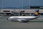 Gambardierさんが、チューリッヒ空港で撮影したルフトハンザドイツ航空 737-230/Advの航空フォト(写真)