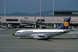 Gambardierさんが、チューリッヒ空港で撮影したルフトハンザドイツ航空 737-230/Advの航空フォト(飛行機 写真・画像)
