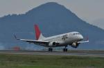 kumagorouさんが、松山空港で撮影したジェイ・エア ERJ-170-100 (ERJ-170STD)の航空フォト(写真)