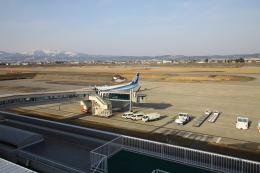 Koenig117さんが、富山空港で撮影した全日空 737-881の航空フォト(飛行機 写真・画像)