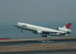 kumagorouさんが、羽田空港で撮影した日本航空 DC-10-40Iの航空フォト(写真)