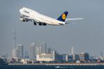 Kunikさんが、羽田空港で撮影したルフトハンザドイツ航空 747-830の航空フォト(写真)