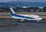 kumagorouさんが、仙台空港で撮影したエアーニッポン 737-281の航空フォト(飛行機 写真・画像)