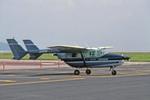 Gambardierさんが、岡南飛行場で撮影した日本個人所有 T337D Super Skymasterの航空フォト(写真)