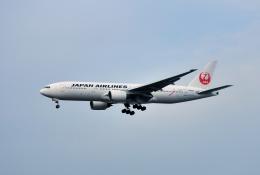 Cloud Nineさんが、福岡空港で撮影した日本航空 777-246の航空フォト(飛行機 写真・画像)