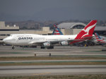 Mame @ TYOさんが、ロサンゼルス国際空港で撮影したカンタス航空 747-438の航空フォト(写真)