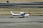 T.Sazenさんが、名古屋飛行場で撮影した中日本航空 172P Skyhawkの航空フォト(写真)