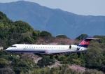 じーく。さんが、福岡空港で撮影したアイベックスエアラインズ CL-600-2C10 Regional Jet CRJ-702の航空フォト(飛行機 写真・画像)