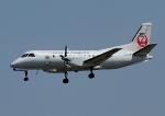 じーく。さんが、福岡空港で撮影した日本エアコミューター 340Bの航空フォト(飛行機 写真・画像)