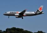 じーく。さんが、福岡空港で撮影したジェットスター・ジャパン A320-232の航空フォト(写真)