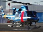 mumbo29さんが、東京ヘリポートで撮影した警視庁 412EPの航空フォト(写真)