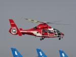 mumbo29さんが、名古屋飛行場で撮影した名古屋市消防航空隊 AS365N2 Dauphin 2の航空フォト(写真)