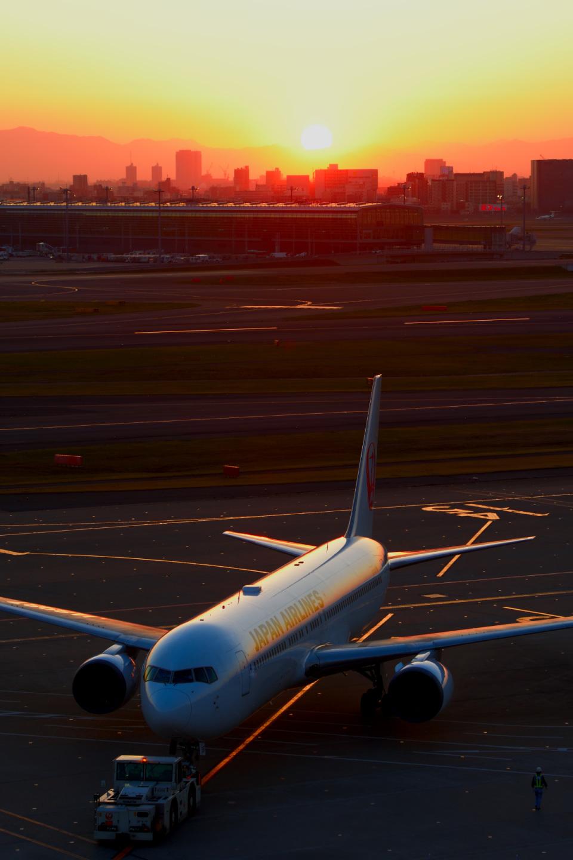gucciyさんの日本航空 Boeing 767-300 (JA8987) 航空フォト