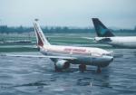 kumagorouさんが、シンガポール・チャンギ国際空港で撮影したエア・インディア A310-304の航空フォト(飛行機 写真・画像)
