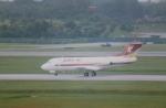 kumagorouさんが、シンガポール・チャンギ国際空港で撮影したペリタエアー F28-1000 Fellowshipの航空フォト(飛行機 写真・画像)